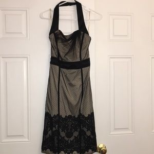 Karen Miller Lace Dress